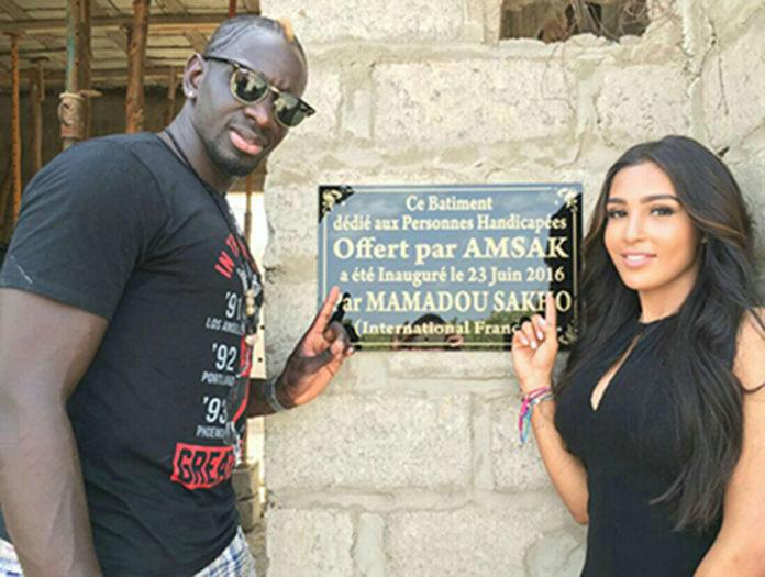 Mamadou Sakho ouvre une école pour enfants handicapés au Sénégal